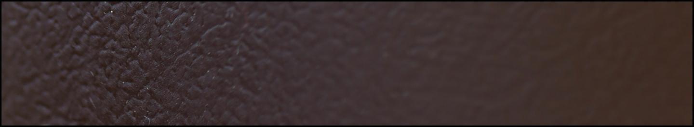 dunkelbraun in 2,5mm und 3,8mm Stärke