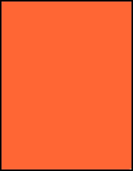orange deckend