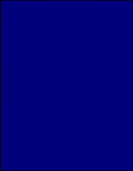 tiefblau deckend