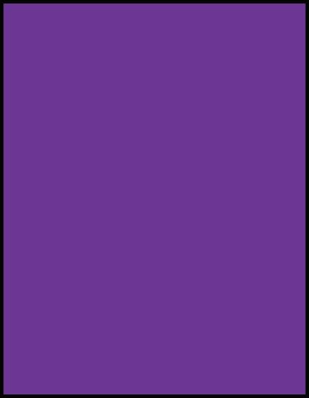 violett deckend